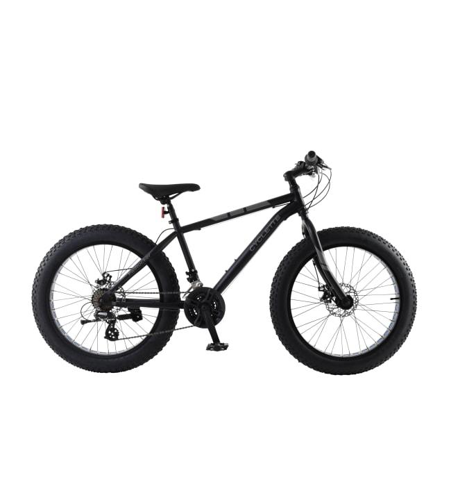 """Cyclette FatRocker 24"""" 21v Fatbike"""