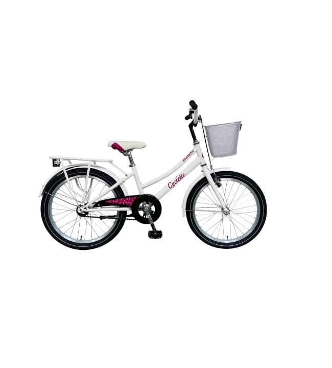 """Cyclette Bambino 20"""" 1v polkupyörä"""