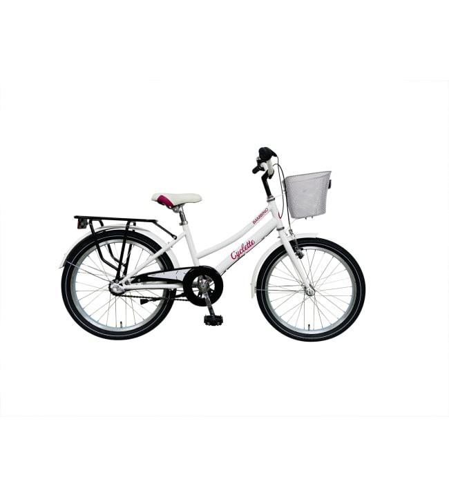 """Cyclette Bambino 20"""" 3v polkupyörä"""
