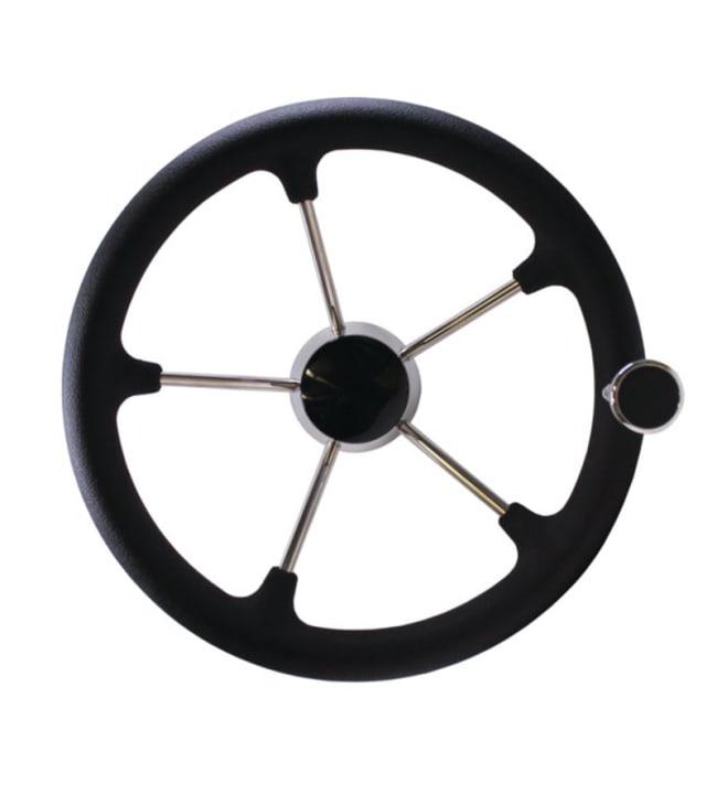 Ultraflex 36 cm ohjauspyörä urakkanupilla