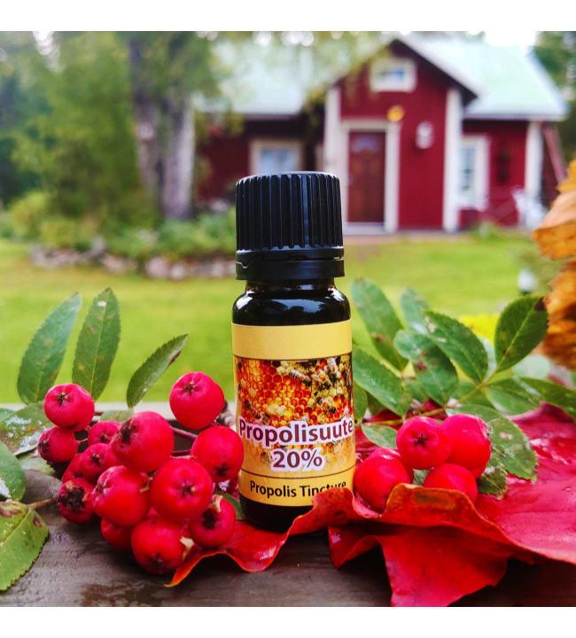 Korpiahon 10 ml propolisuute