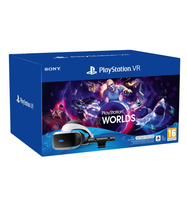Sony PS4 VR Kit - aloituspakkaus