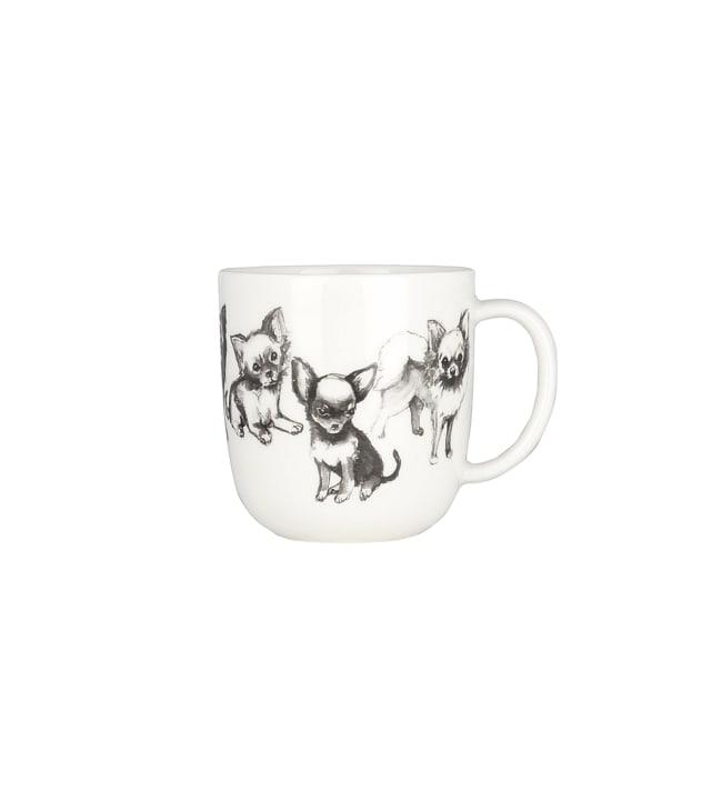 Kultakeramiikka Koiran Ystävä chihuahua 3dl muki