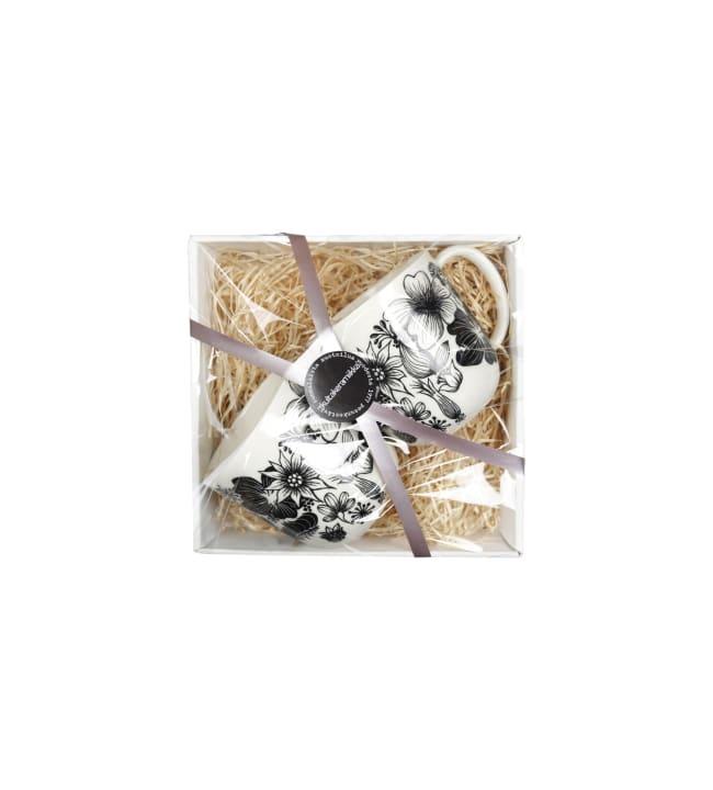 Kultakeramiikka Kaipaus 2kpl muki lahjapakkaus