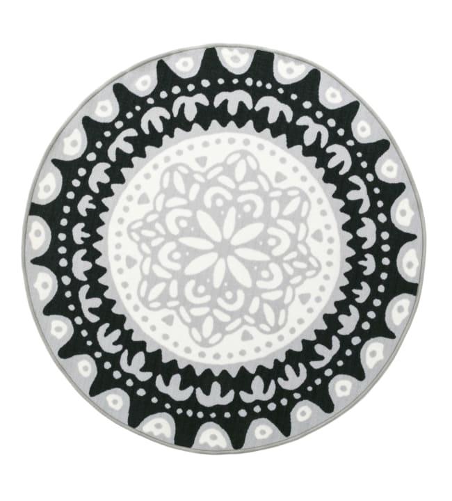 Vallila India pyöreä matto