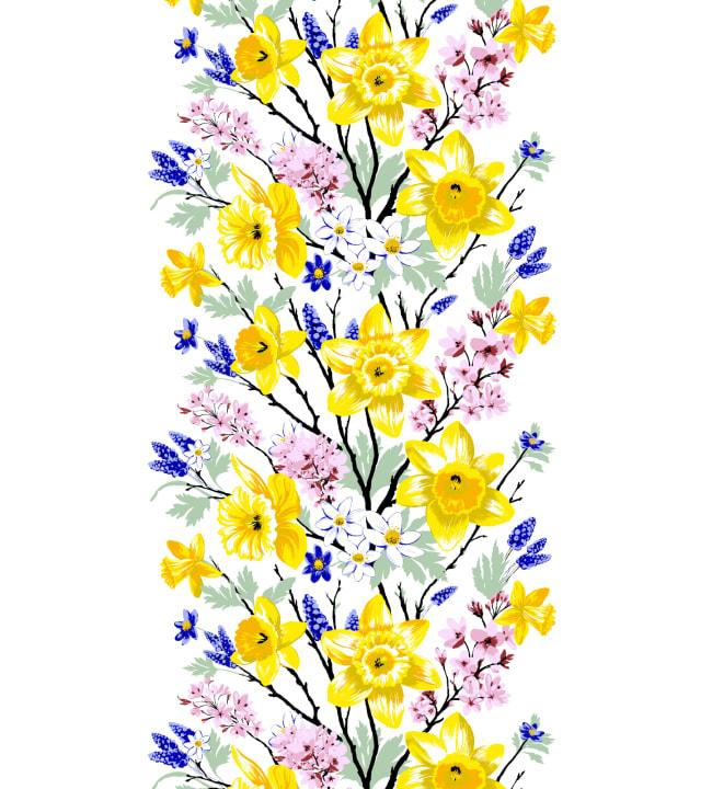Vallila Kevätjuhla 150 cm kangas