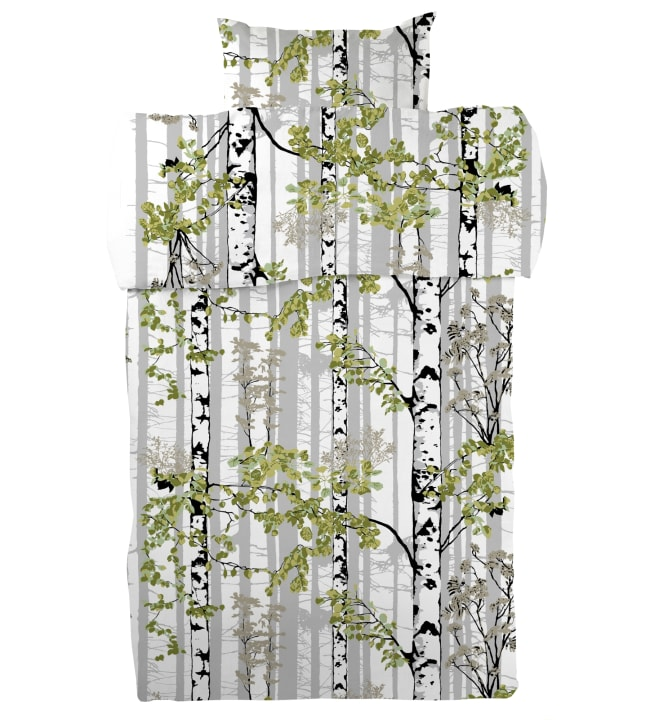 Vallila Luontopolku 150x210 cm pussilakanasetti