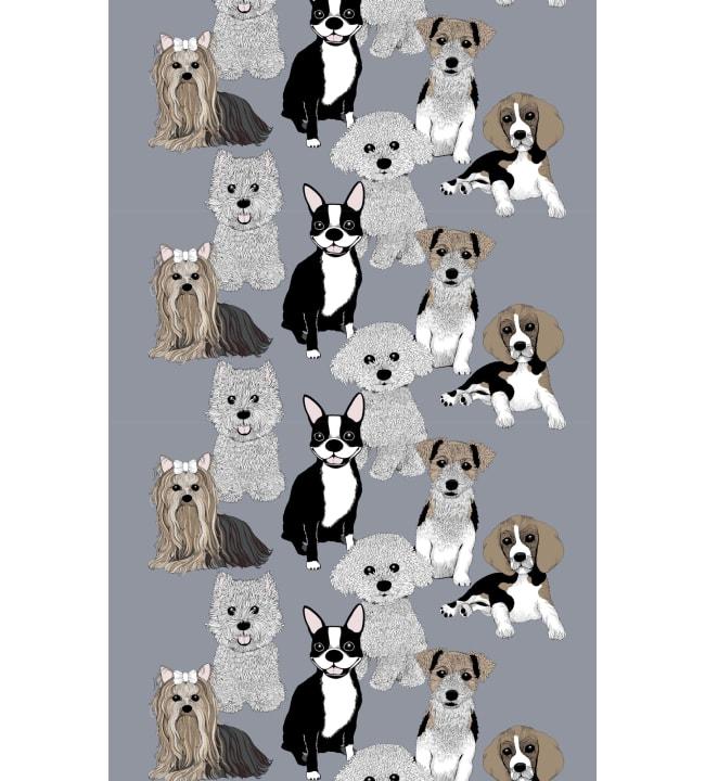 Vallila Doggies 150 cm kangas