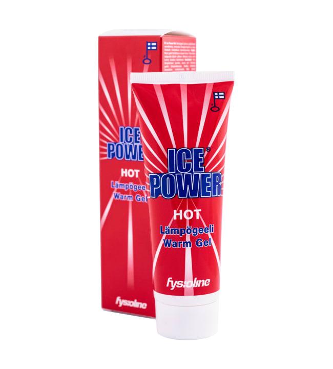 Ice Power Hot 75 ml lämpögeeli