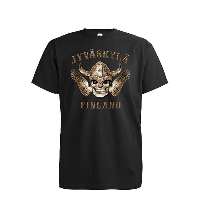 Mikebon Jyväskylä Angel t-paita