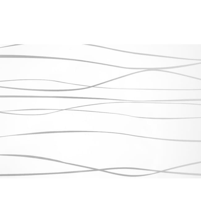 Aluco Laine valkoinen 500x3050mm sisustus- ja välitilalevy
