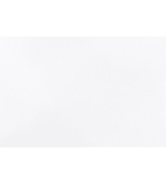 Aluco satiini valkoinen/metalli musta 500x3050mm sisustus- ja välitilalevy
