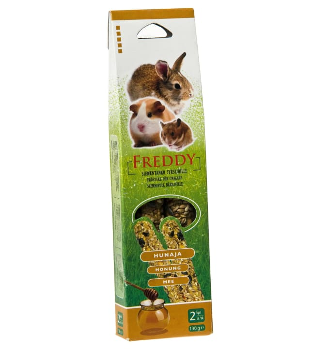 Freddy 2 kpl jyrsijän hunaja siementanko