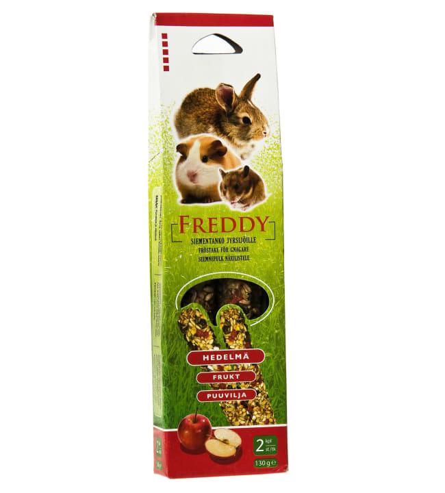 Freddy 2 kpl jyrsijän hedelmä siementanko