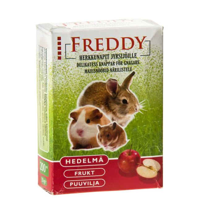 Freddy hedelmä 200 ml jyrsijän herkkunapit