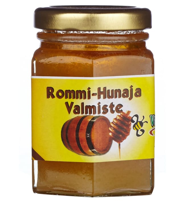 Vääräkankaan 140 g rommi-hunaja