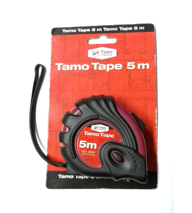 Tamo Professional 5m 19mm rullamitta