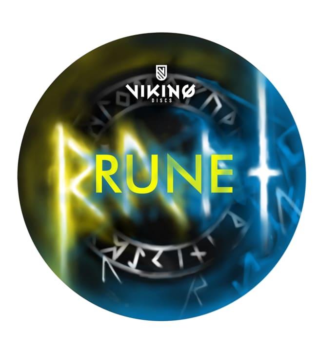 Viking Discs Rune Warpaint putteri