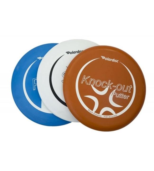Polar Disc Starter aloituskiekkosetti