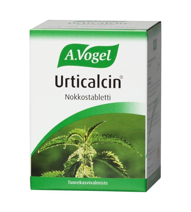 A.Vogel Urticalcin 500 tabl. ravintolisä