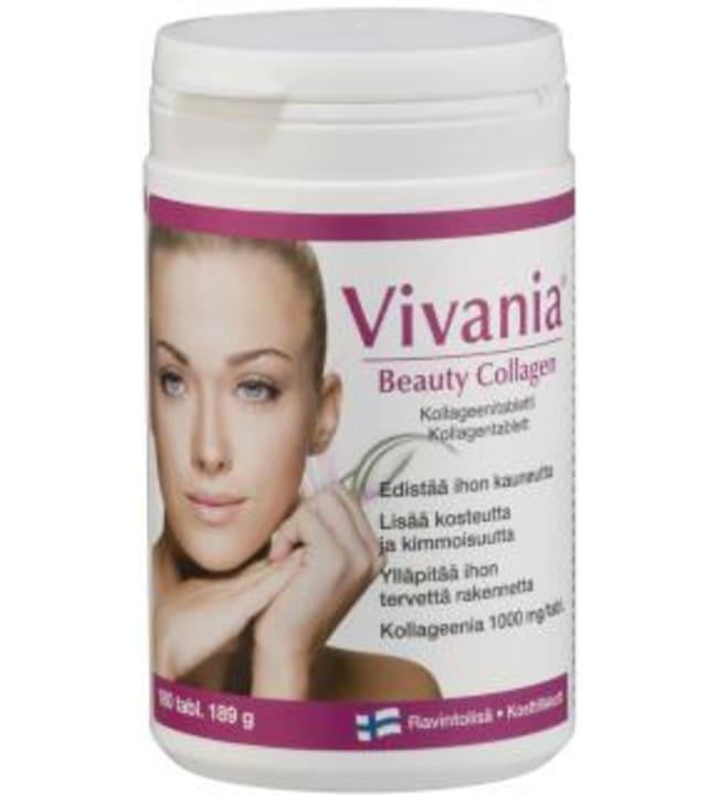 Vivania Beauty Collagen 180 tabl/189g ravintolisä