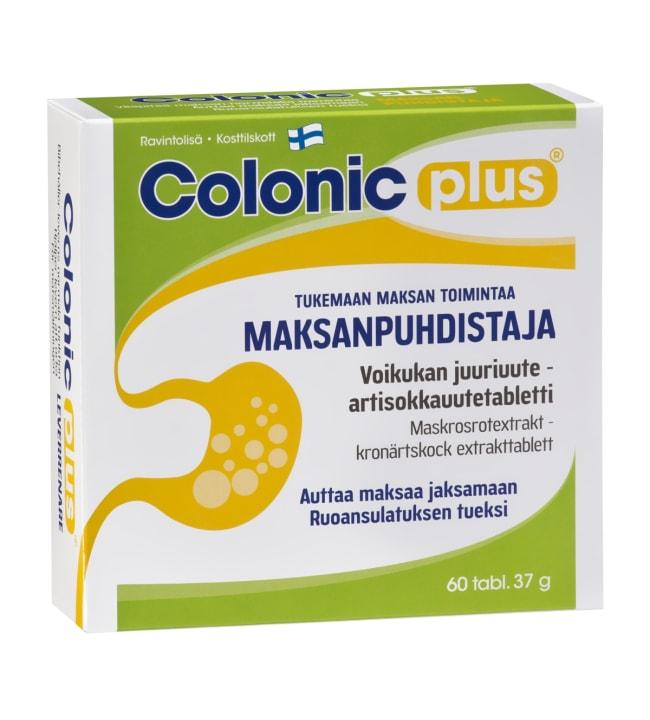 Colonic Plus 60 tabl. maksanpuhdistaja