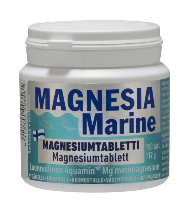 Magnesia Marine 150 tabl. ravintolisä