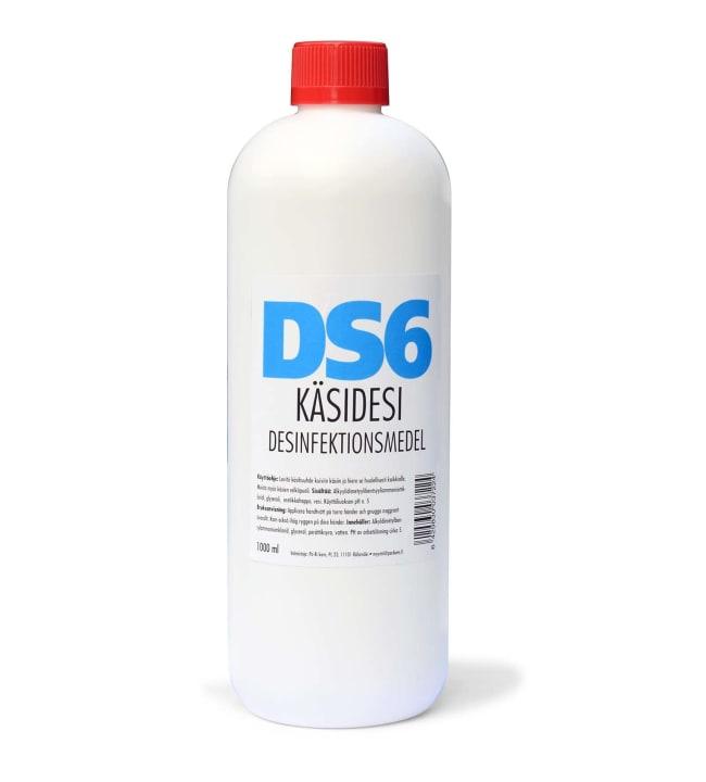 DS6 1 litra käsidesi täyttöpullo
