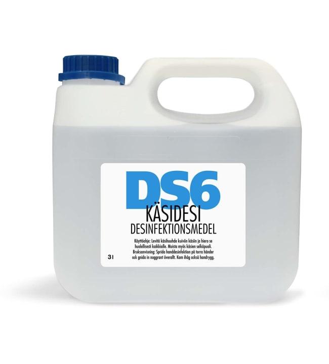 DS6 3 litraa käsidesi
