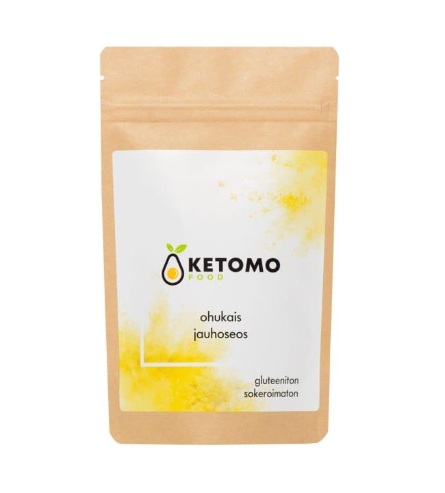 Ketomo Food 60 g ohukaisjauhoseos
