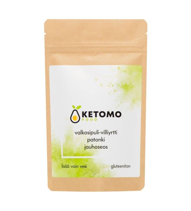 Ketomo Food Valkosipuli-Villiyrtti 120 g patonkijauhoseos