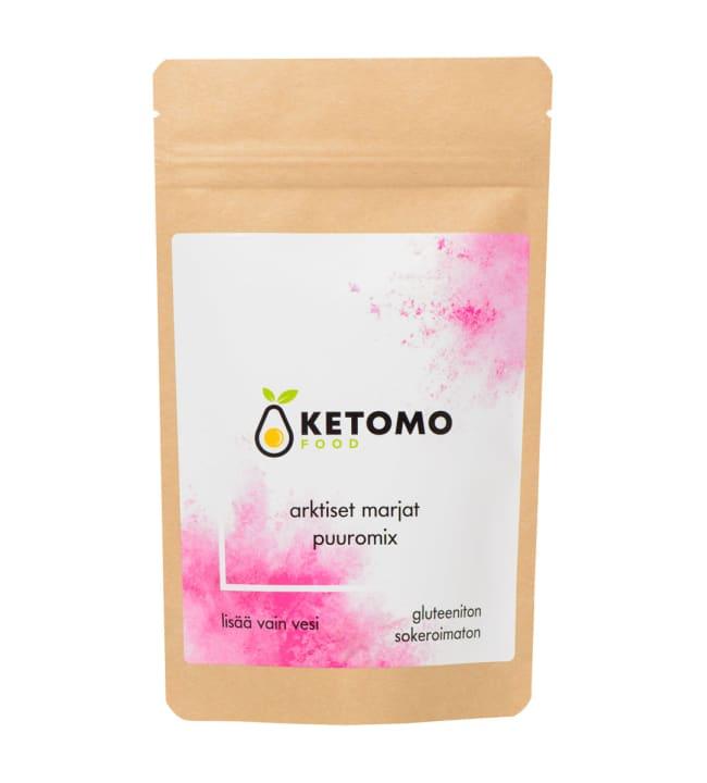 Ketomo Food Arktiset Marjat 115 g puuromix