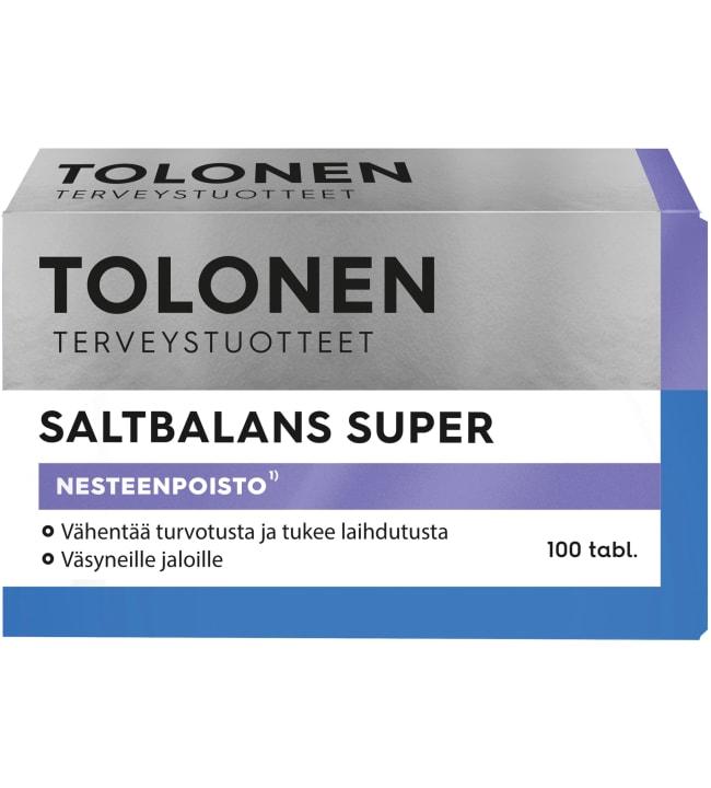 Tri Tolonen SaltBalans Super 100 tabl. ravintolisä