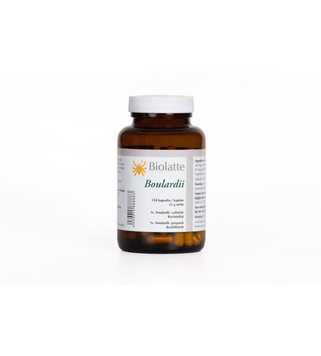 Biolatte Boulardii 110 kaps./55 g ravintolisä