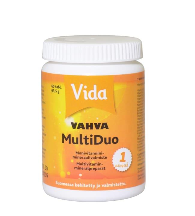 Vida MultiDuo 60 tabl. monivitamiini