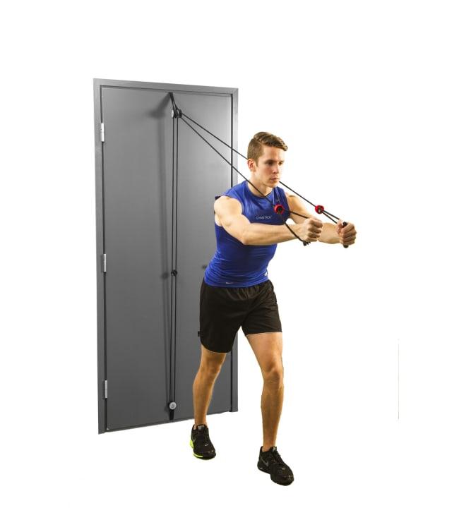 Gymstick Total Door Gym oveen kiinnitettävä harjoitusväline