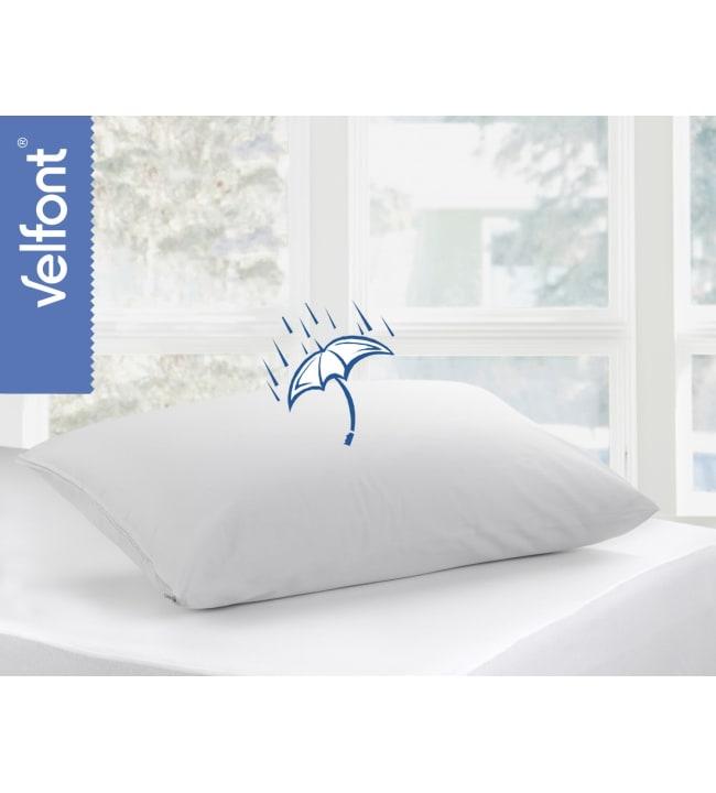 Velfont Respira 63x83 cm nesteenpitävä tyynyliina