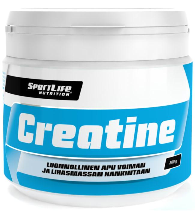 SportLife Nutrition Creatine 200 g kreatiinijauhe