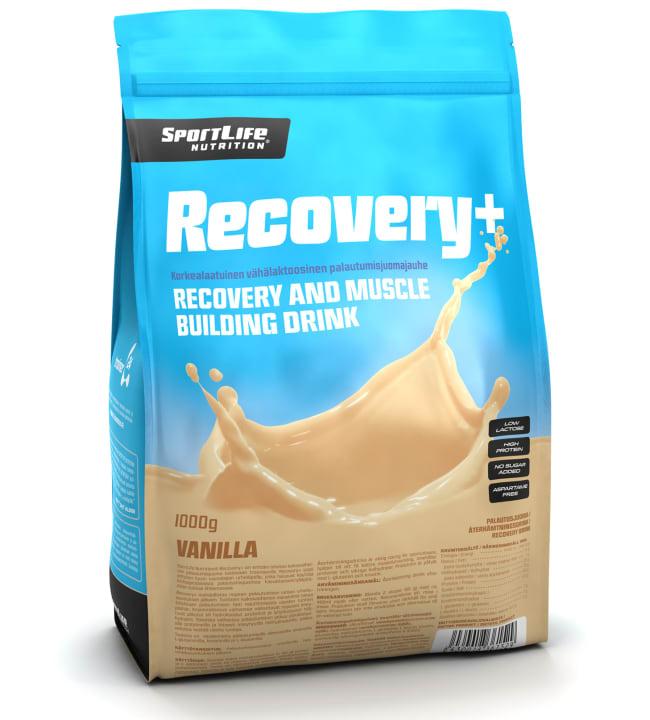 SportLife Nutrition Recovery+ Vanilla 1000 g palautusjuoma