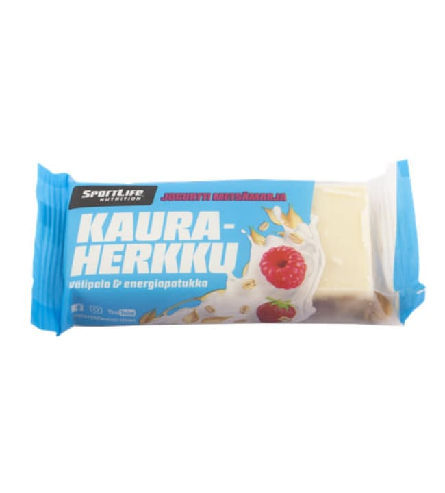 SportLife Nutrition Kauraherkku Jogurtti-Metsämarja 70 g energiapatukka
