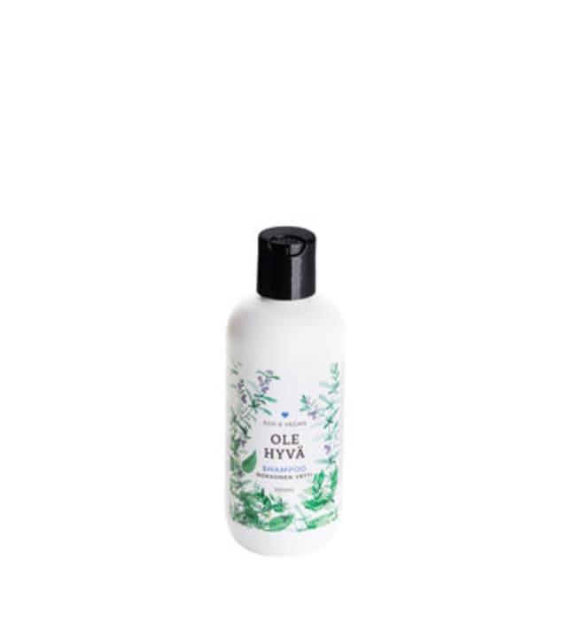 Ole Hyvä  350 ml nokkos-shampoo