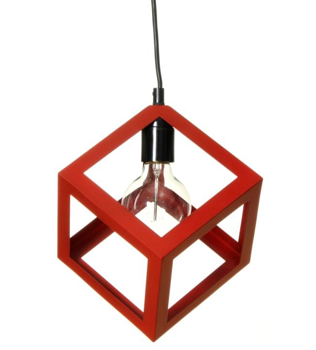 Matrolight Rubik punainen riippuvalaisin