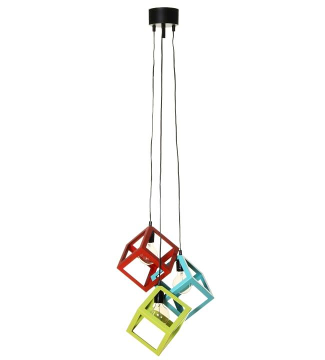 Matrolight Rubik trio riippuvalaisin