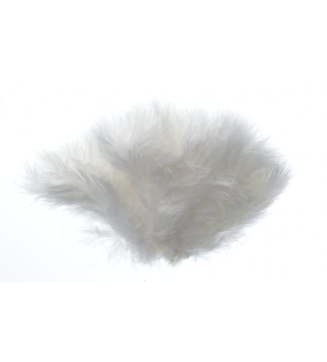 Hareline Wooly Bugger Marabou perhonsidontamateriaali