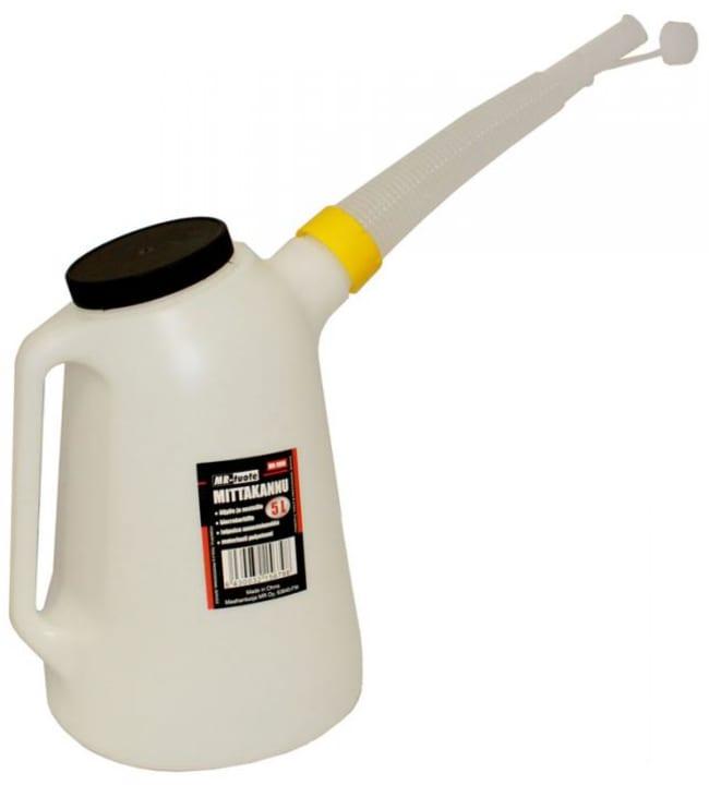 MR-tuote 5l PE öljy / neste mittakannu