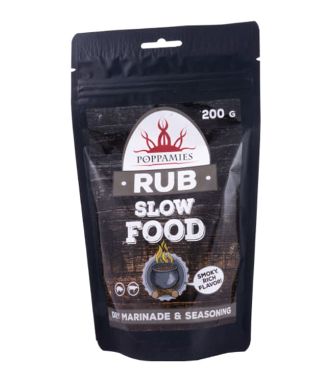 Slow food 200 g RUB-mausteseos
