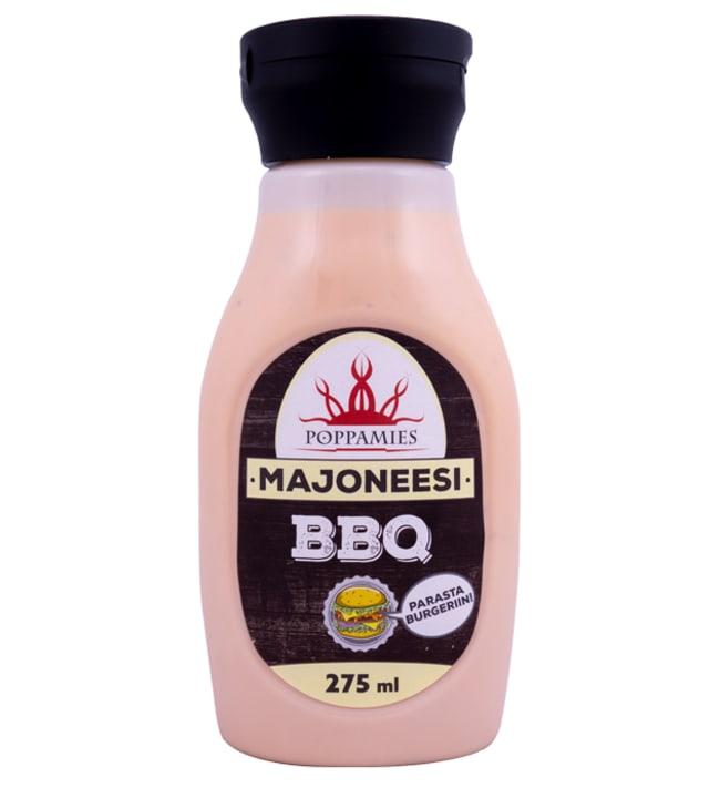 Poppamies 275 ml BBQ-majoneesi