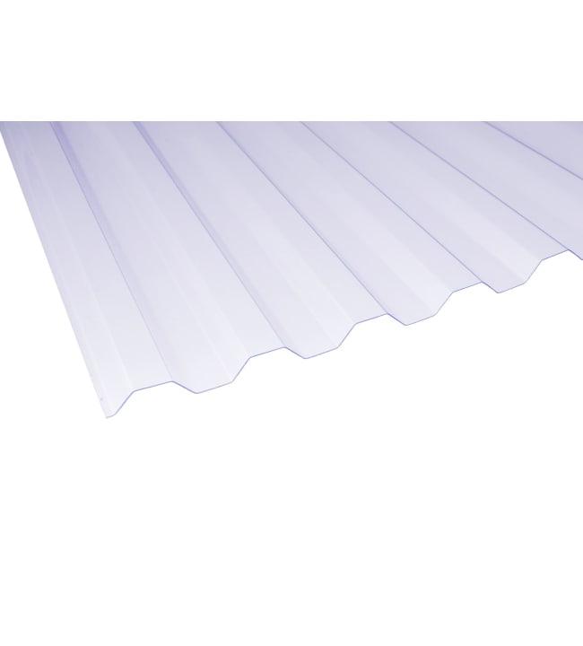 Keraplast PVC Trapetsi 1,2 mm kirkas 1040 mm valokate