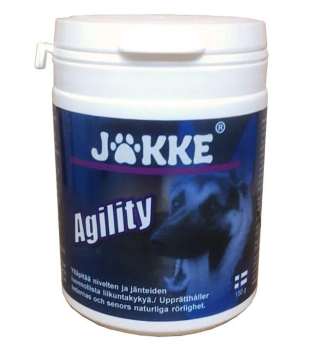 Jakke Agility 150 g täydennysrehu