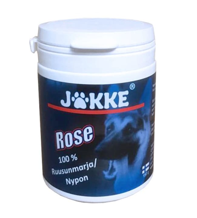 Jakke Rose täydennysrehu koirille